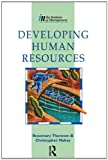 img - for Developing Human Resources (Institute of Management Diploma) book / textbook / text book