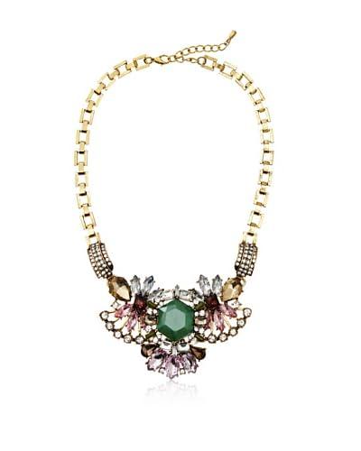 Chloe & Theodora Statement Vintage-Inspired Necklace