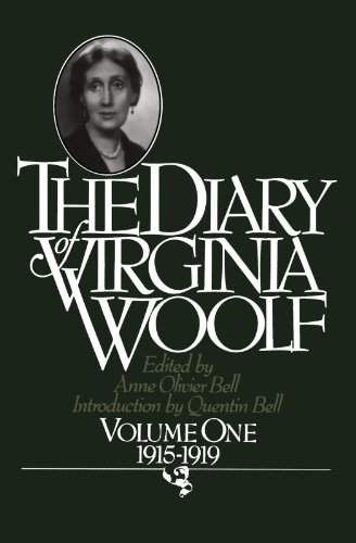 The Diary of Virginia Woolf, Volume 1: 1915-1919: 001
