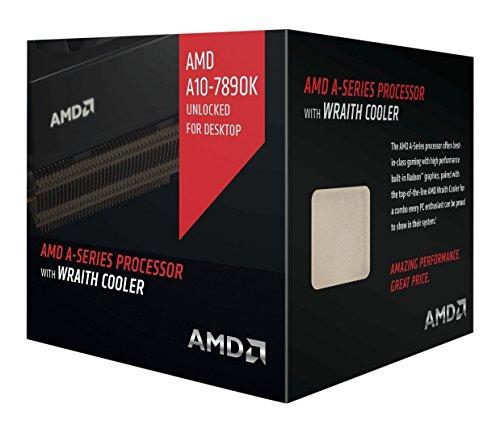 AMD A-series プロセッサ AMD A10 7890K Black...