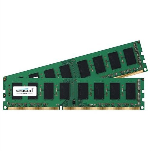 Crucial Technology SDRAM 2 DDR3 1600 (PC3 12800) CT2K25664BA160BA (Lg Proline compare prices)