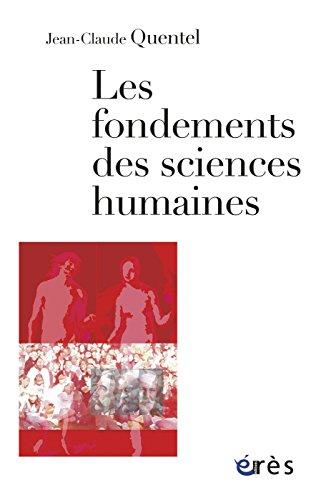 Fondements des sciences humaines -Les-