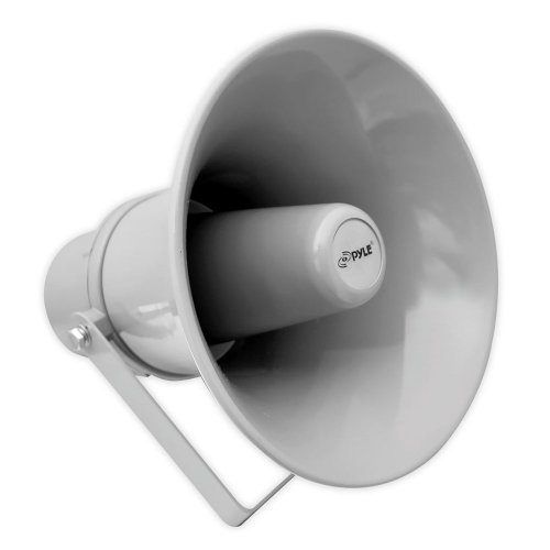 Pyle PHSP101T 9.7-Inch Indoor/Outdoor with 70 Volt 20 Watts PA Horn Speaker