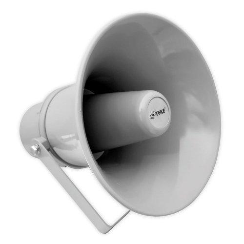 Pyle Phsp101T 9.7-Inch Indoor/Outdoor With 70 Volt 20 Watts Pa Horn Speaker front-625457