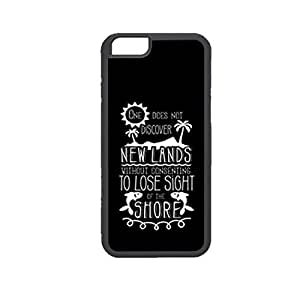 Vibhar printed case back cover for Apple iPhone 6 Plus Shore
