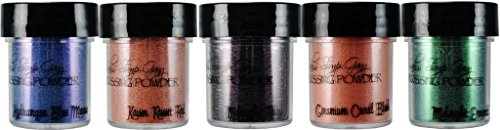 Lindy's Stamp Gang 2 Tone Embossing Powder, 0.5 Ounce