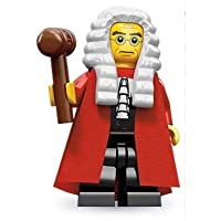 Lego Series 9 Minifigure - Judge