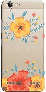 Back Cover for Lenovo K5, Soft Printed Back Cover Case for Lenovo Vibe K5 VECTOR DESIGN - (Nainz)