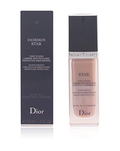 DIOR Base De Maquillaje Líquido Diorskin Star Fluide #030-Beige Moyen 30 ml