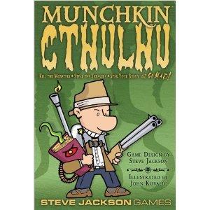 Munchkin Cthulhu (Revised)