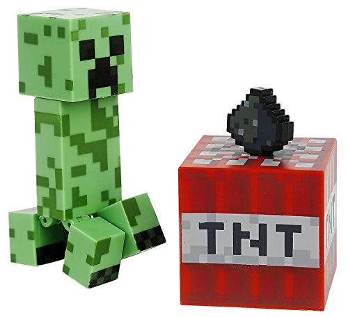 Minecraft MC Creeper Modellino standard