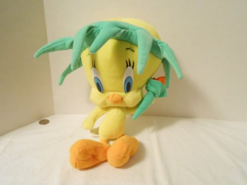 "Tweety Bird Statue of Liberty 16"" Plush Doll - 1"