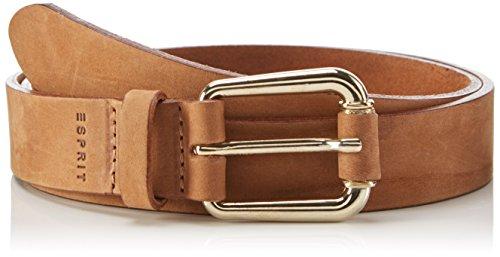 ESPRIT 106EA1S004, Cintura Donna, Marrone (Caramel), 100 cm