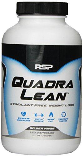 Rsp Nutrition Quadralean Capsules,
