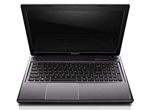Lenovo Ideapad Z580 15.6-inch Laptop Metal Gray