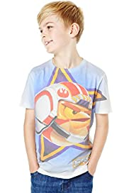 Short Sleeve Angry Birds™ Star Wars T-Shirt