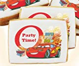 Cars 2 World Grand Prix Party Cookies