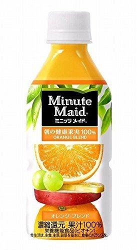 fabricant-directement-24-set-minute-maid-orange-mlanger-les-bouteilles-en-pet-350ml