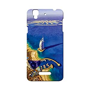 BLUEDIO Designer Printed Back case cover for Micromax Yu Yureka - G0551