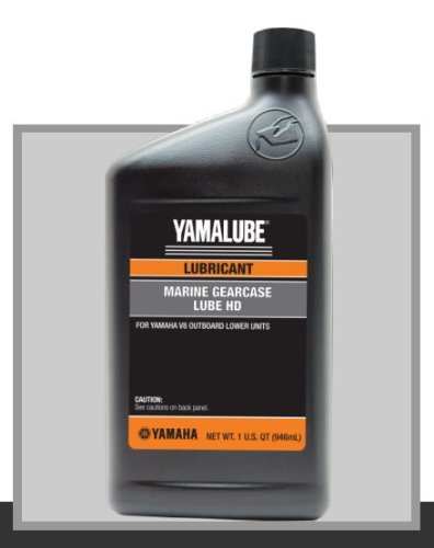 Yamalube-Marine Gear Case Lube Hd 32Oz (Yamaha Gear Lube compare prices)