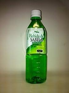 Jayone Aloe Drink, Original Flavor 16.9z