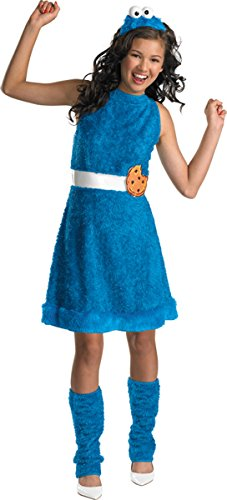 Morris Costumes Cookie Monster Child Lg 10-12
