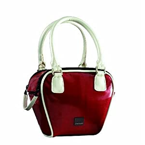 Acme Made The Bowler, Stylish DSLR Camera Handbag for Ladies, Red