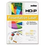 New-Boise BPL0111 - HD:P Presentation Laser Paper, 96 Brightness, 24lb, 8-1 ....
