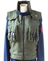 Anime Naruto Cosplay Costume Kakashi Hatake Vest