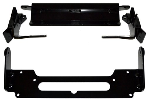 Warn 81580 Provantage Atv And Side X Side Front Mount Plow Kit front-52633