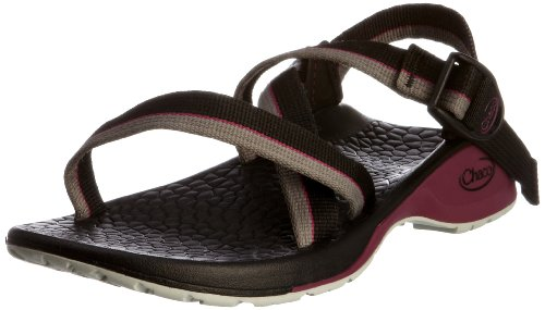 Chaco Women's Updraft Bulloo Dark Shadow Athletic Sandals J103062 4 UK
