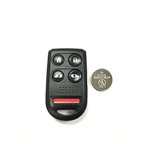 new-5-button-replacement-keyless-remote-for-2005-2009-honda-odyssey-includes-duracell-battery