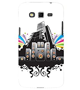 PRINTSHOPPII MUSIC Back Case Cover for Samsung Galaxy Grand 2 G7102::Samsung Galaxy Grand 2 G7106