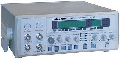 GENERATORE DI FUNZIONI 0,2 Hz ~ 20 MHz LAFAYETTE FG-42C