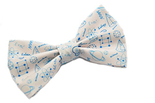 Science Bow Tie with Adjustable Strap Adult Kid and Toddler Sizes Available (Quirky Ties compare prices)