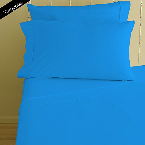 Turquoise Sheets Queen