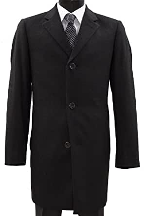 Daniel Hechter Short-Coat Wool and Cashmere anthracite in 48S