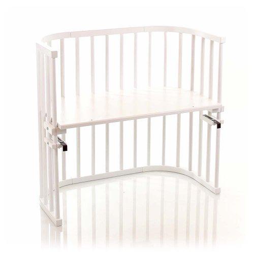 babybay-100102-Beistellbett-Baby-Bettchen-Das-Original-wei-lackiert