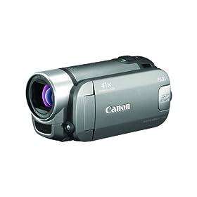 Canon FS31 Flash memory Camcorder w/16GB Flash Memory & 41x Advanced Zoom
