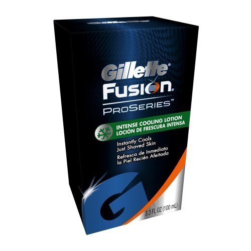 Fusion ProSeries Men's Intense Cooling Aftershave Lotion 3.3 Fl Oz (Pack of 2) ламинатор gbc fusion 1000l a4 black