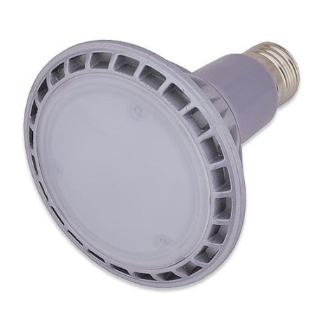 Ledwholesalers Par30 Indoor Outdoor 11 Watt Led Flood Light Bulb With E26 Standard Screw Base, White, 1318Ww