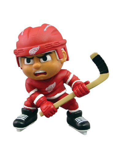 "Detroit Red Wings Nhl Lil Teammates Vinyl ""Slapper"" Sports Figure (2 3/4"" Tall) (Series 2)"