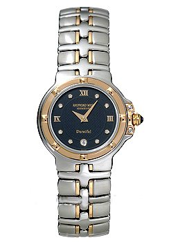 Raymond Weil Women's 9990-STG-00295 Parsifal Watch
