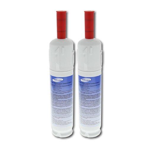 Samsung DA29-00012B HAFCN/XAA Aqua-Pure Plus Refrigerator Water Filter, 2-Pack
