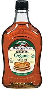Maple Grove Farms 100% Pure Maple Syrup 12.5 fl. oz. Pack Of 2