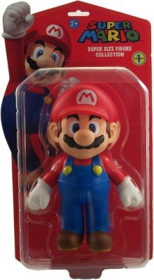 Action Figure Super Mario 23cm, un personaggio