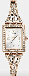 GUESS Women's U0430L3 Analog Display Quartz Rose Gold Watch