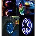 Auto PKW Show Car Felgenbeleuchtung LED 4 St�ck