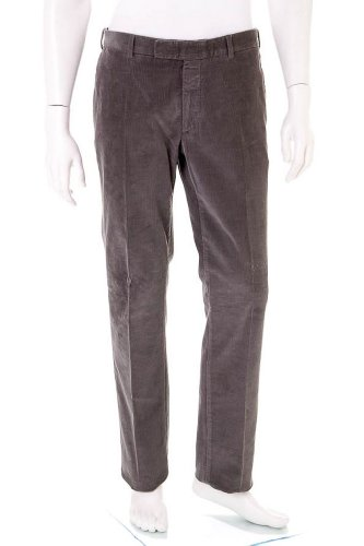 POLO by RALPH LAUREN Cord Trousers / Pants grey, Size 36''R - SG2SH