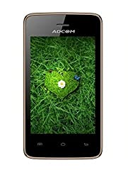 ADCOM T 35 FULL TOUCH SCREEN_Black & Gold